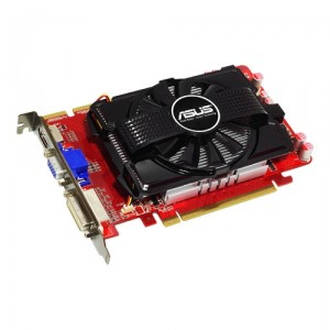 Asus EAH5670 PCI Express Video Card with ATI Radeon HD 5670 GPU